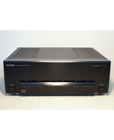( Z ) Kenwood KM-X1 THX 6Ch Power Amplifier Made In Japan ( PL ) - Sold Out 13/07/21