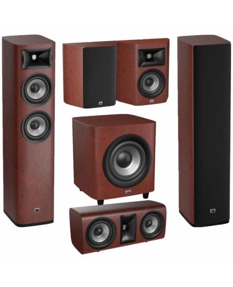 JBL Studio 6 Series 680 5.1 Speaker Package