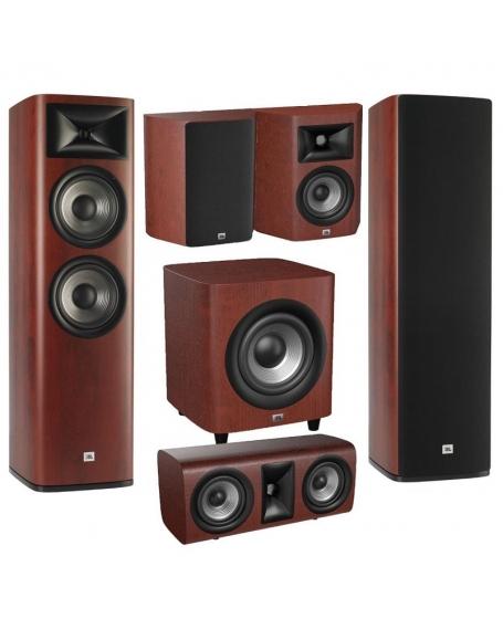 JBL Studio 6 Series 690 5.1 Speaker Package