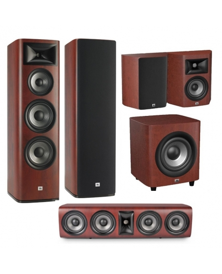 JBL Studio 6 Series 698 5.1 Speaker Package