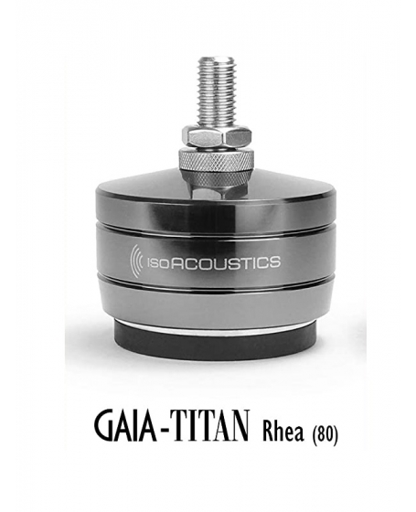 IsoAcoustics GAIA Titan Rhea Isolation Feet (Set of 4)