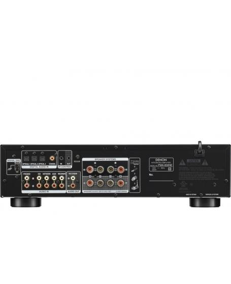 Denon PMA-800NE Integrated Amplifier (Opened Box New)