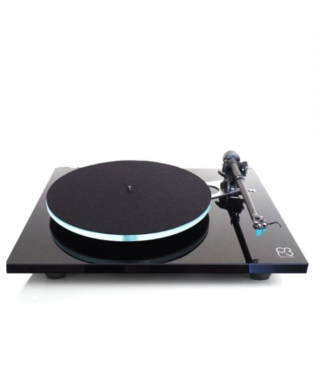 Rega Planar 3 Turntable Elys 2 (Opened Box New)