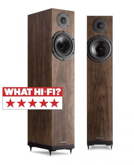 Spendor A4 Floorstanding Speakers Made in UK (Opened Box New)