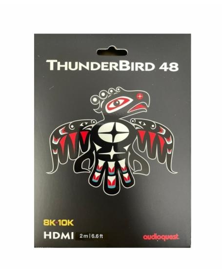 Audioquest Thunderbird 48 8K HDMI Cable 2 Meter