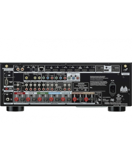 Denon AVR-X3500H 7.2Ch Atmos Network AV Receiver ( PL )