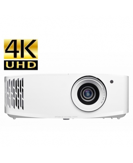 Optoma UHD35+ 4K UHD Theater Grade Video Game Projector