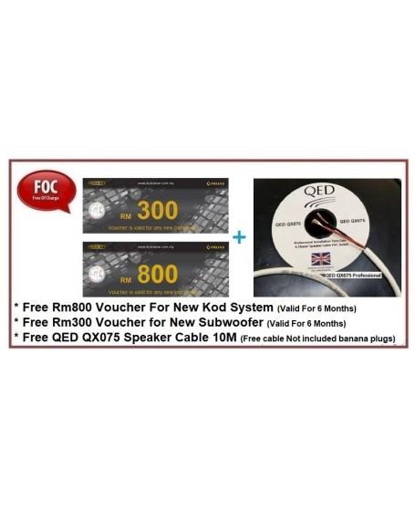 BMB DAR350 + CSV10 Karaoke Package