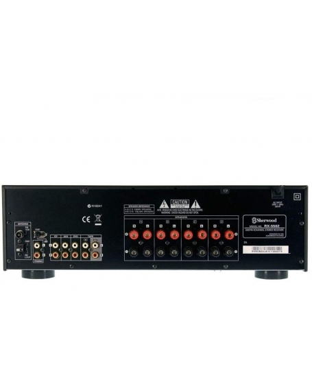 Sherwood RX-5502 4Ch Receiver With FM Tuner