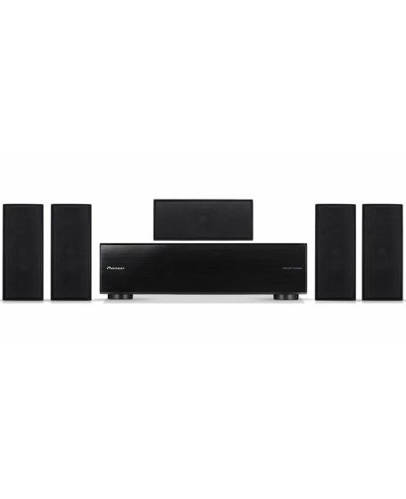 Pioneer S-SLW500 5.1Ch Speaker Package (PL)