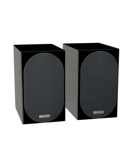 Monitor Audio Silver 50 Bookshelf Speaker (Opened Box New)