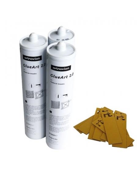 Artnovion GlueArt 2.0 Instant Fix Kit
