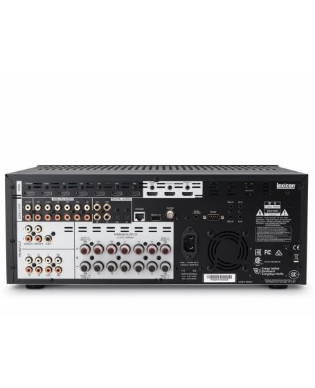 Lexicon RV-6 Immersive Surround Sound Receiver