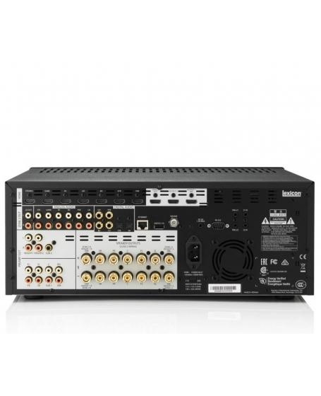 Lexicon RV-9 Class G Immersive Surround Sound AV Receiver