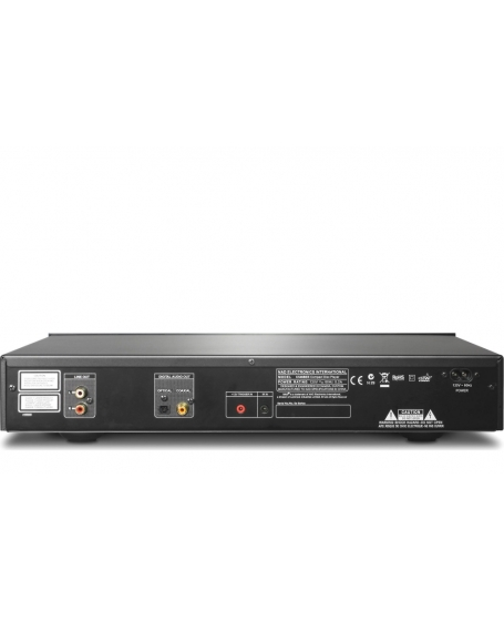 NAD C 546BEE CD Player with USB