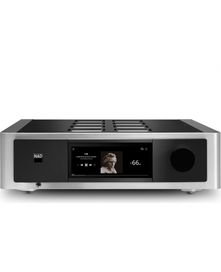 NAD M33 BluOS® Streaming DAC Amplifier