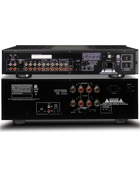 NAD C 165BEE + C 275BEE Pre and Power Amplifier Package