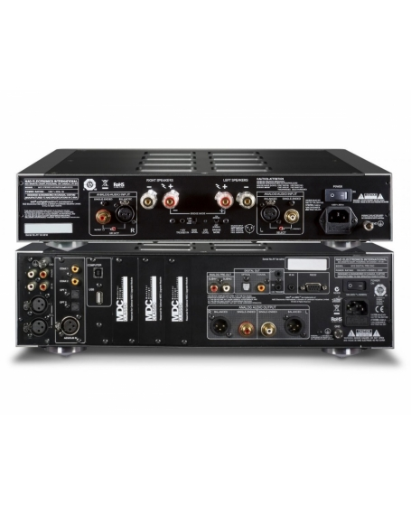 NAD M12 + NAD M22 V2 Pre and Power Amplifier