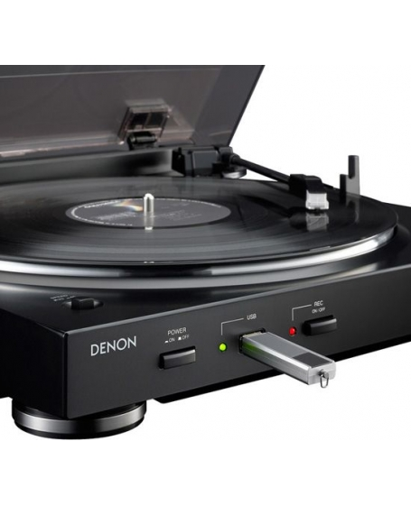 Denon DP-200USB Fully Automatic Turntable with USB ( DU )