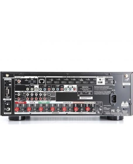 ( Z ) Denon AVR-X2500H 7.2Ch AV Receiver ( DU ) - Sold Out 10/06/21