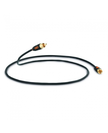 QED Profile Subwoofer Cable 3Meter