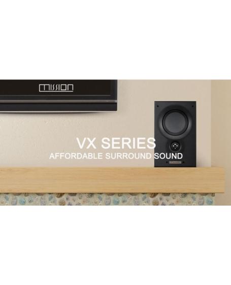 ( Z) Mission VX-S Surround Speaker ( PL ) - Sold Out 24/07/21