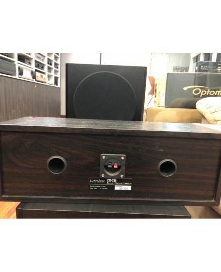 ( Z )Carlson Acoustics CM-C88 Center Speaker (PL) Sold 19/7/21
