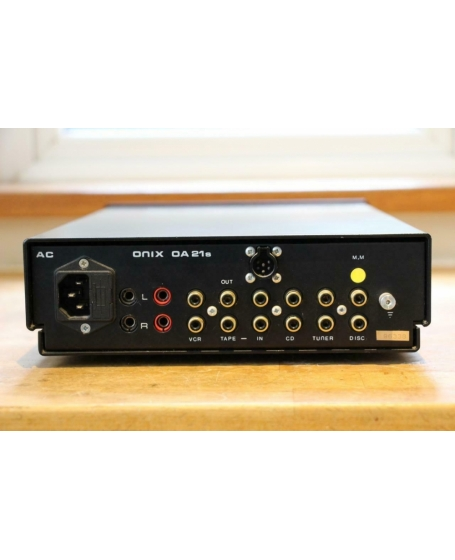 ( Z ) Onix OA21s Integrated Amplifier ( PL )  - Sold Out 15/06/21