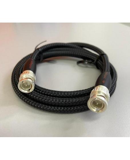 Audioquest Carbon BNC To BNC Digital Coax Cable 1.5m
