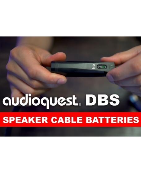 AudioQuest Level-X DBS Pack 72v + Noise-Dissipation (Black)
