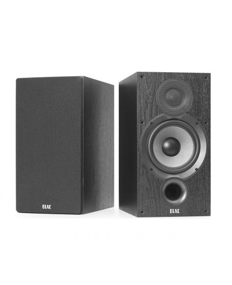 ELAC Debut 2.0 B6.2 Bookshelf Speaker (DU)