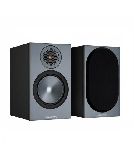 ( Z ) Monitor Audio Bronze 50 6G Bookshelf Speaker (DU) - Sold Out 22/10/21
