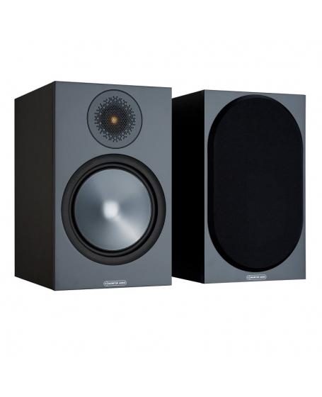 Monitor Audio Bronze 100 6G Bookshelf Speaker (DU)