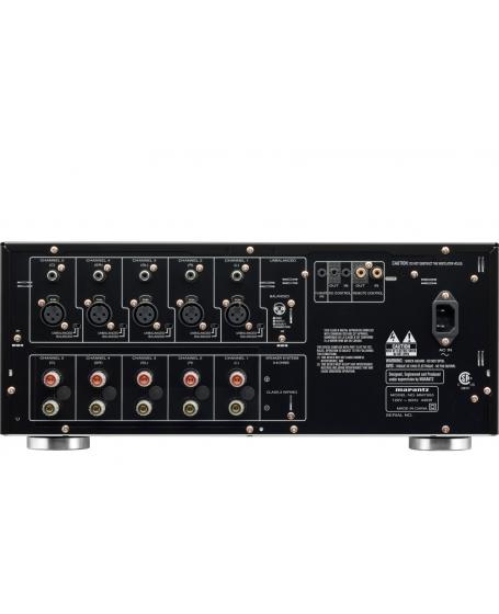 Marantz MM7055 140W 5Ch Power Amplifier (DU)