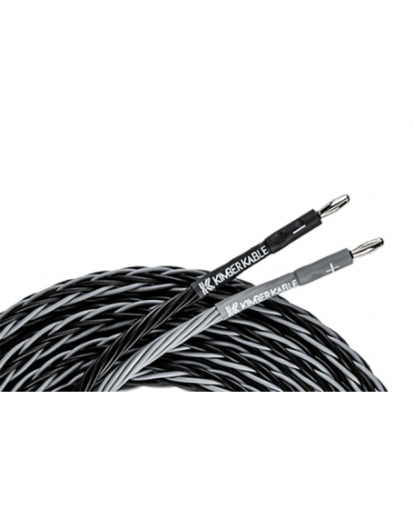 Kimber Kable 12VS Bi-Wired Speaker Cable 3M Made In USA