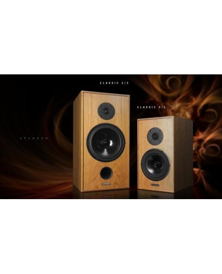 Spendor Classic 2/3 Bookshelf Speaker Made In UK