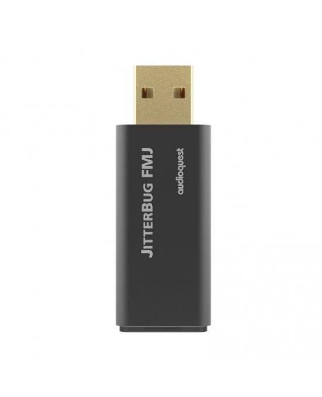 Audioquest  Jitterbug FMJ USB Data & Power Noise Filter