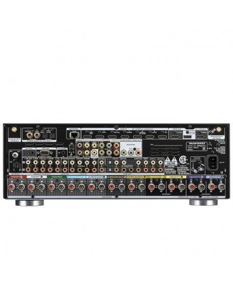 Marantz SR6014 9.2CH 4k Ultra HD AV Receiver ( DU )