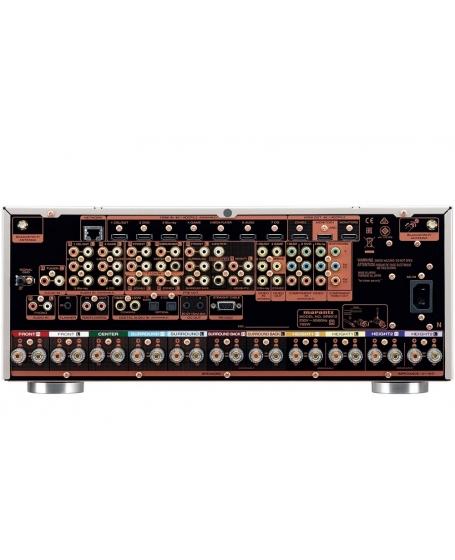 Marantz SR8012 11.2Ch Atmos Network AV Receiver (Opened Box New)
