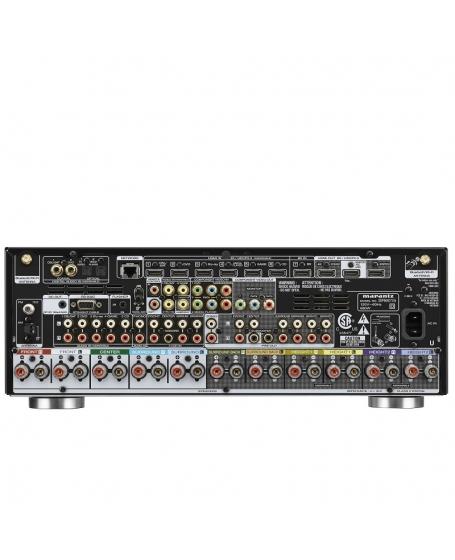 Marantz SR6015 9.2ch. 8K Atmos Network AV Receiver (DU)