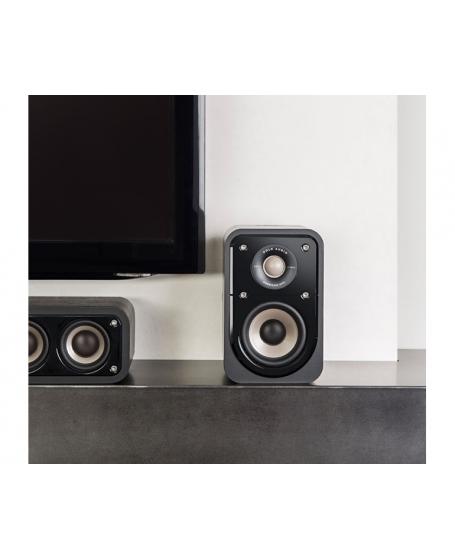 Polk Audio Signature E Series S10e Satellite Speakers (Opened Box New)
