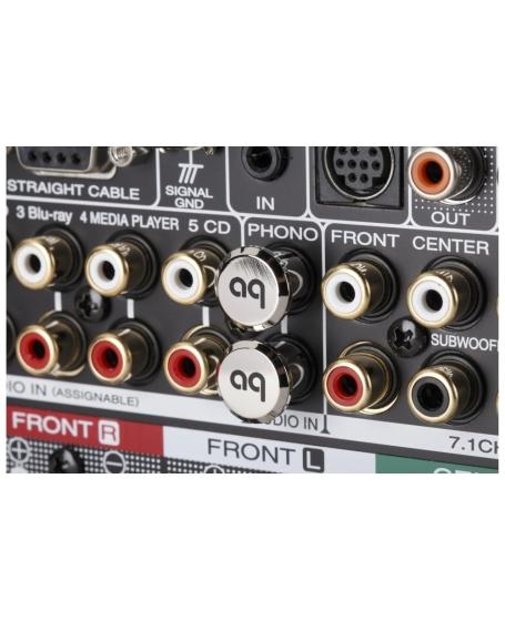Audioquest RCA Jack Noise Stopper Caps (set of 10 pcs)