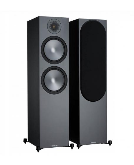 Monitor Audio Bronze 500 6G Floorstanding Speaker (DU)