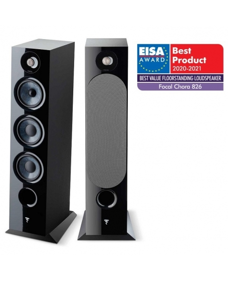 Focal Chora 826 Floorstanding Speaker Made In France (DU)