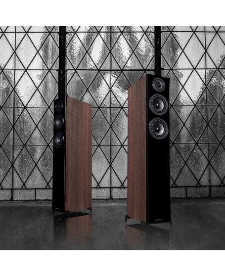 Wharfedale Diamond 12.4 Floorstanding Speaker (DU)
