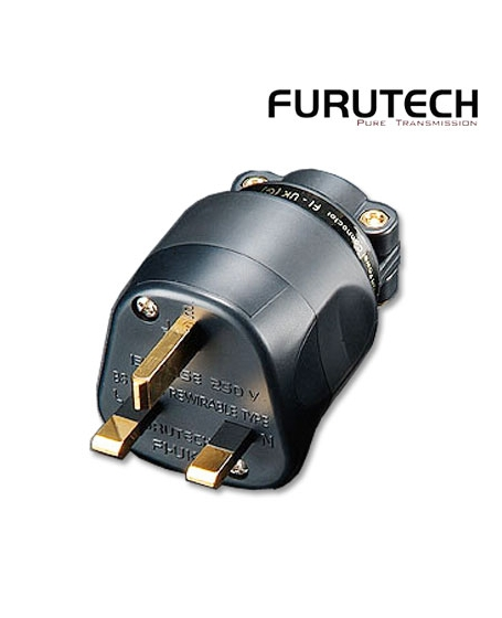 Furutech FI-UK1363(G) High End Performance For UK & Ireland