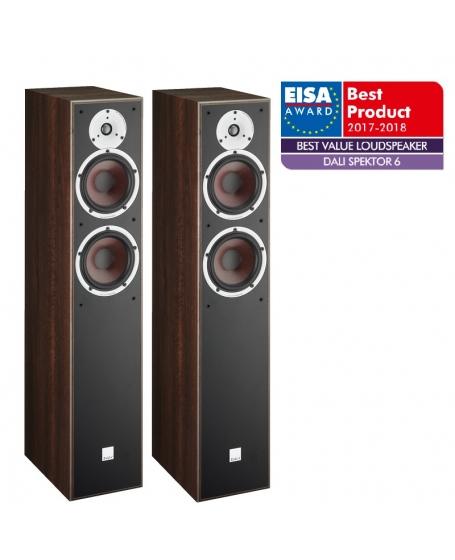 Dali Spektor 6 Floorstanding Speaker (DU)