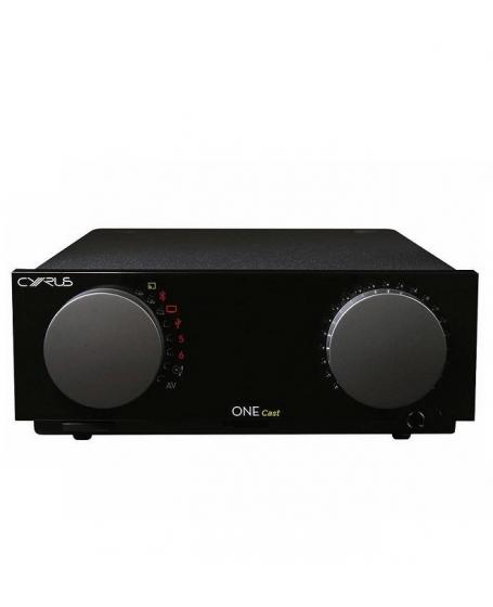 Cyrus One Cast Integrated Amplifier (DU)