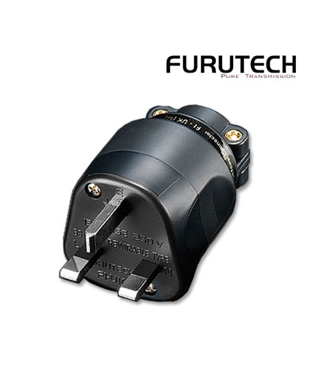 Furutech FI-UK1363(R) High End Performance For UK & Ireland
