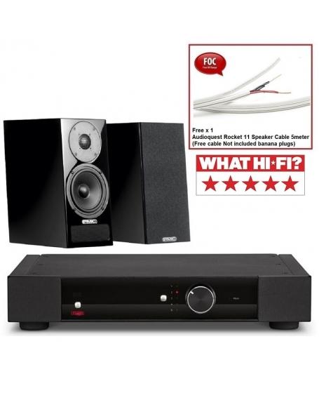 Rega Elex-R + PMC Twenty 21 Hi-Fi System Package